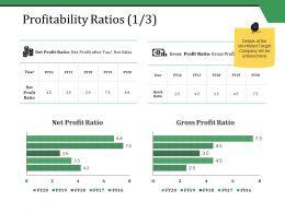 Profitability Ratios Ppt Styles Aids