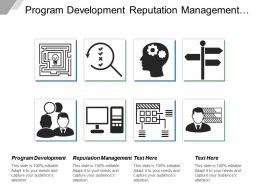 Program Development Reputation Management Risk Management Seo Strategy