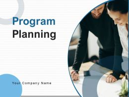 Program Planning Implement Evaluate Strategy Budget Evaluation Segments