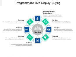 Programmatic B2B Display Buying Ppt Powerpoint Presentation Icon Rules Cpb