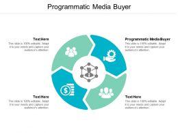 Programmatic Media Buyer Ppt Powerpoint Presentation Ideas Show Cpb
