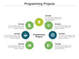 Programming Projects Ppt Powerpoint Presentation Layouts Inspiration Cpb