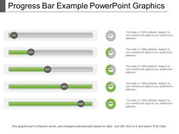 Progress Bar Example Powerpoint Graphics