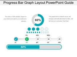 Progress Bar Graph Layout Powerpoint Guide