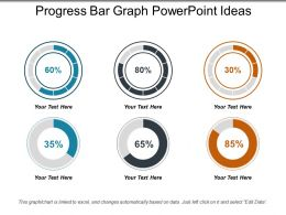 Progress Bar Graph Powerpoint Ideas