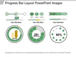 Progress Bar Layout PowerPoint Images