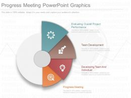 Progress Meeting Powerpoint Graphics