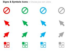 prohibited_two_pointer_arrows_ppt_icons_graphics_Slide02