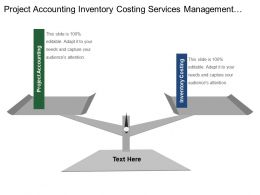 Project Accounting Inventory Costing Services Management Fixed Assets