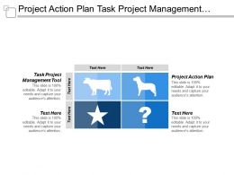 Project Action Plan Task Project Management Tool Work Management Cpb