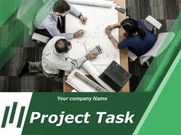 Project Activity Powerpoint Presentation Slides