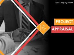 Project Appraisal Powerpoint Presentation Slides