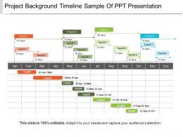 project_background_timeline_sample_of_ppt_presentation_Slide01