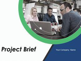 Project Brief Powerpoint Presentation Slides