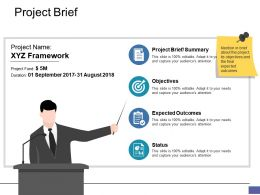 Project Brief Ppt Example File