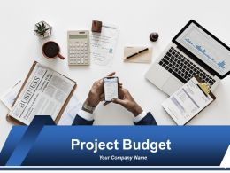 Project Budget Powerpoint Presentation Slides