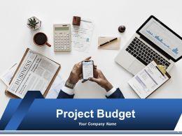 Project Budget Powerpoint Presentation Slides