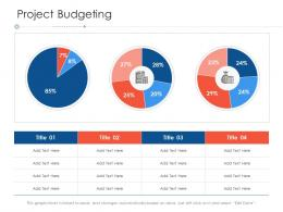 Project Budgeting Project Strategy Process Scope And Schedule Ppt Icon