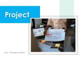 Project Building Engineers Inspecting Construction Designer Progress Typography