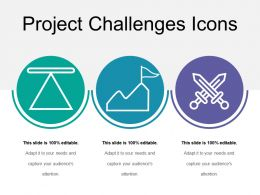 Project Challenges Icons