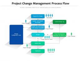 Project Change Management Process Flow
