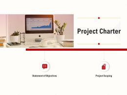Project Charter Statement Objectives Ppt Powerpoint Example 2015