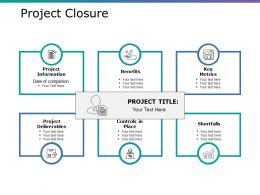 Project Closure Powerpoint Slide Images