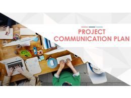 Project Communication Plan Powerpoint Presentation Slides