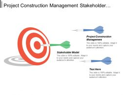 Project Construction Management Stakeholder Model Business Risks Milestones Cpb