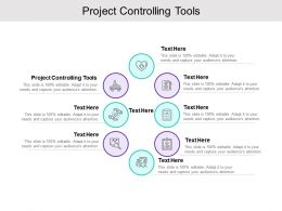 Project Controlling Tools Ppt Powerpoint Presentation Pictures Designs Cpb