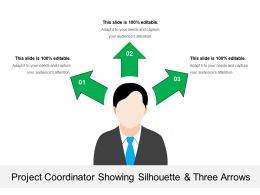 project_coordinator_showing_silhouette_and_three_arrows_Slide01