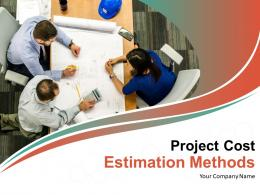 Project Cost Estimation Methods Powerpoint Presentation Slides