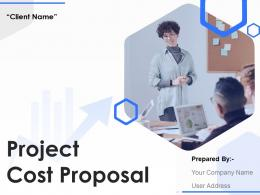 Project Cost Proposal Powerpoint Presentation Slides