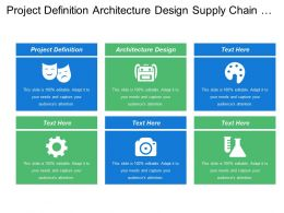 Project Definition Architecture Design Supply Chain Development Management