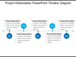 43958447 Style Essentials 1 Roadmap 5 Piece Powerpoint Presentation Diagram Infographic Slide
