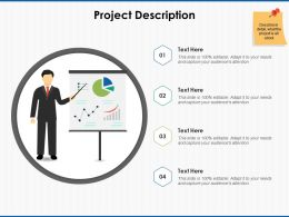 Project Description Agenda Ppt Powerpoint Presentation File Influencers