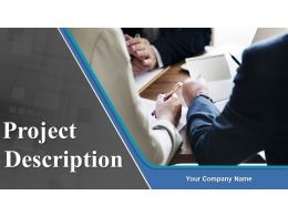 Project Description Powerpoint Presentation Slides