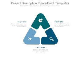 Project Description Powerpoint Templates