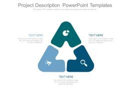 Project Description Powerpoint Templates