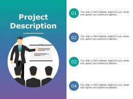 Project Description Ppt Design