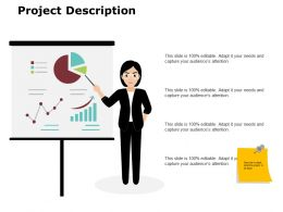 Project Description Ppt Powerpoint Presentation Gallery Slide