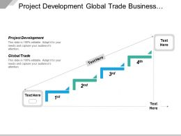 Project Development Global Trade Business Administration Email Marketing Cpb