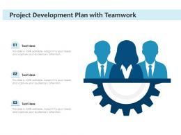Project Development Plan With Teamwork