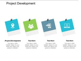 Project Development Ppt Powerpoint Presentation File Background Image Cpb
