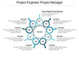 Project Engineer Project Manager Ppt Powerpoint Presentation Slides Background Image Cpb