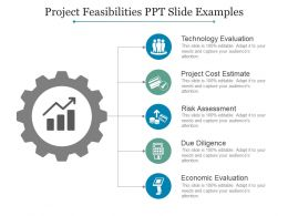Project Feasibilities Ppt Slide Examples