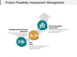 Project Feasibility Assessment Management Performance Objectives Profitability Analysis Cpb