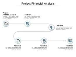 Project Financial Analysis Ppt Powerpoint Presentation Icon Styles Cpb