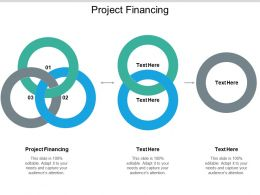 Project Financing Ppt Powerpoint Presentation Ideas Slide Portrait Cpb