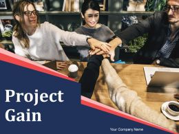 Project Gain Powerpoint Presentation Slides